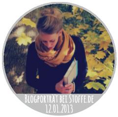 Blogportät bei stoffe.de
