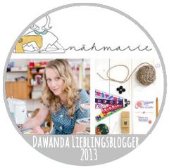 DaWanda Lieblingsblogger 2013