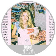 Röcke, Kissen oder Handtücher - OZelot vom 29.09.2011