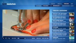 NDR Nordmagazin vom 08.10.2012