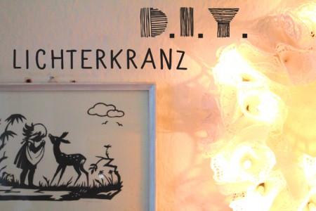 diy lichterkranz aus spitzenpapier n hmarie. Black Bedroom Furniture Sets. Home Design Ideas
