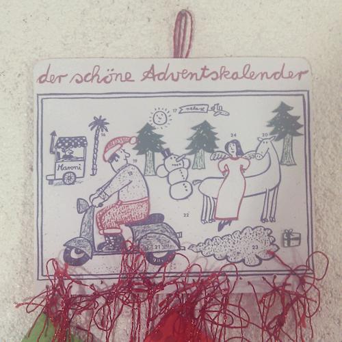 Der schöne Adventskalender